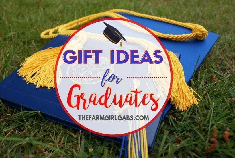 10 Gift Ideas For Graduates