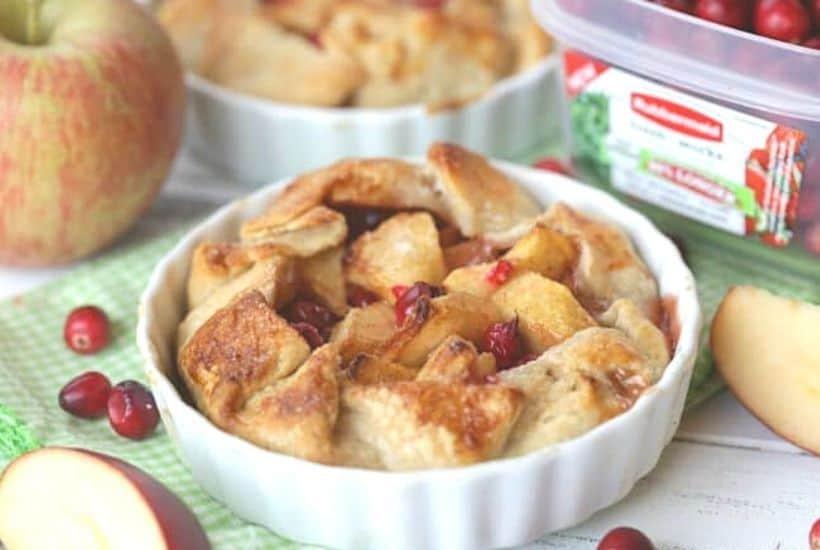 Apple Cranberry Tarts