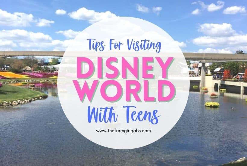 Why Teens Will Love Walt Disney World