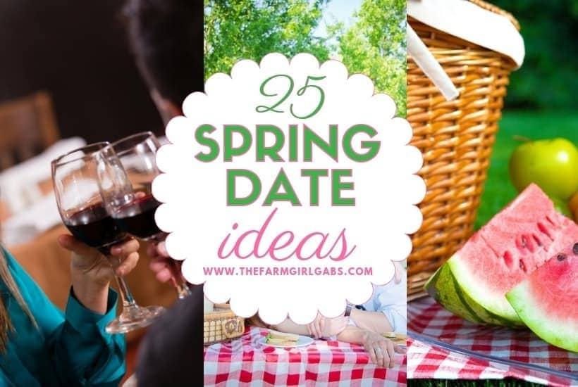 25 Fun Spring Date Ideas