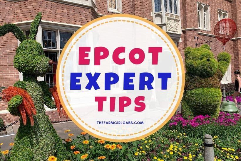 Epcot Pro Tips: Handle Epcot Like a Disney Expert