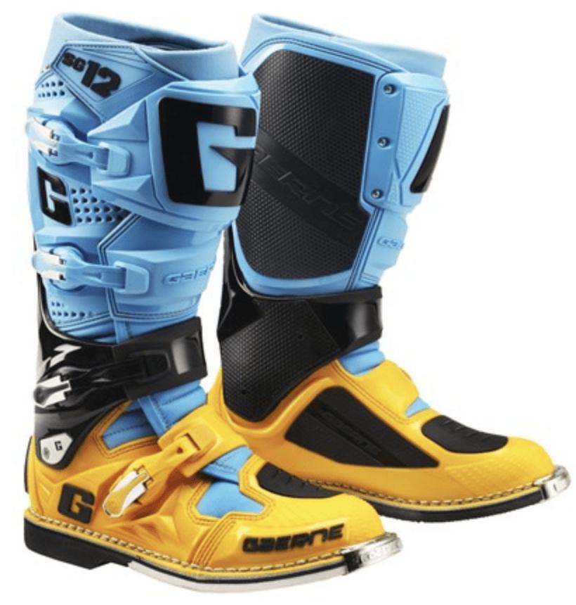 Gaerne Racing dirt bike bootks
