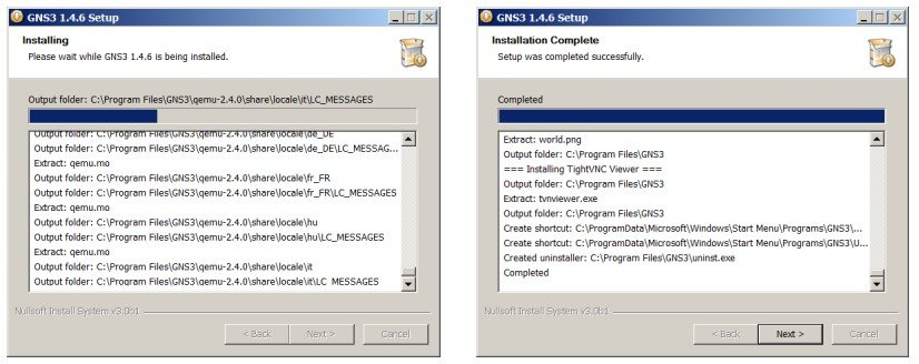 Install and Configure Mikrotik on GNS3