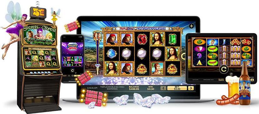 High 5 Games Slot Machines