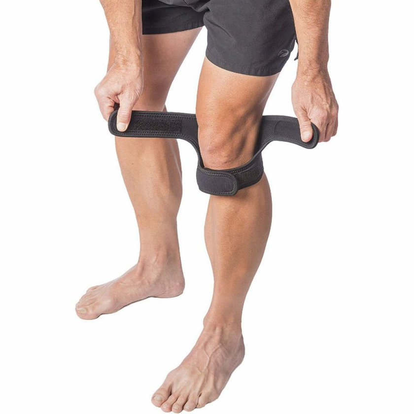 Cho pat dual action knee strap - photo 1