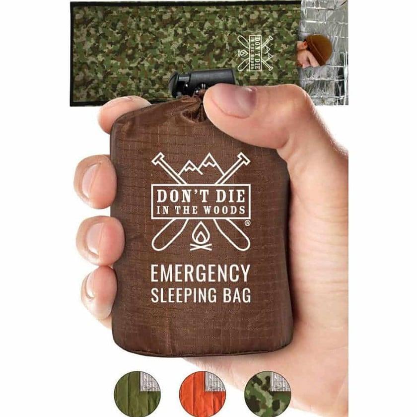 Emergency sleeping bag - photo 3