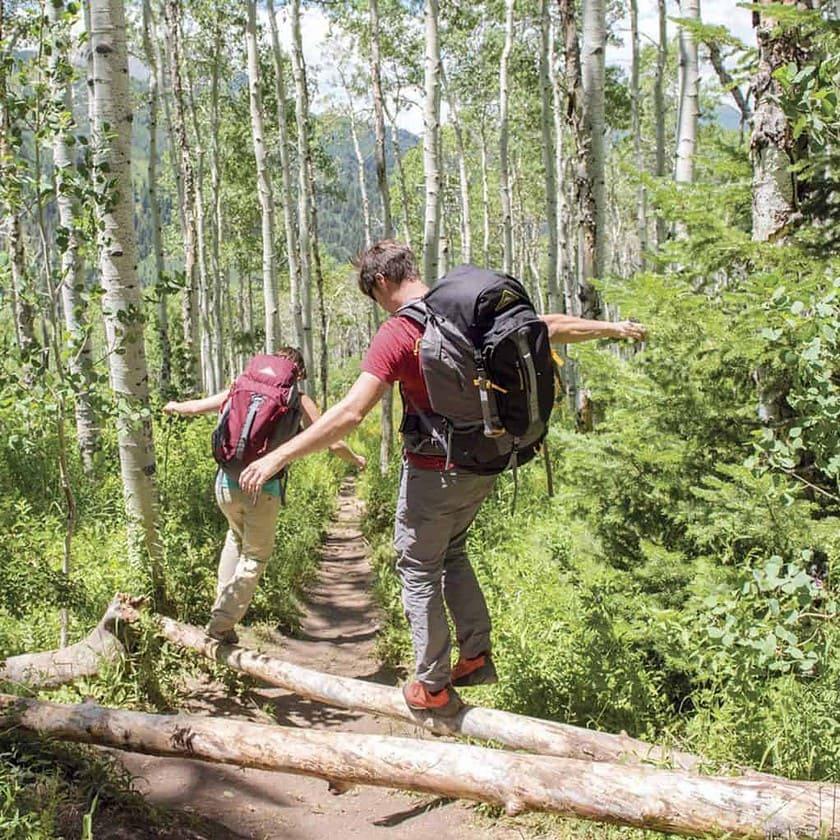 High sierra hiking backpack - photo 2