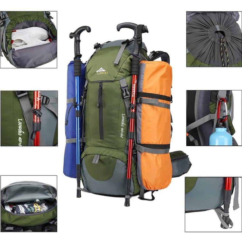 Lowoko hiking backpack - photo 3