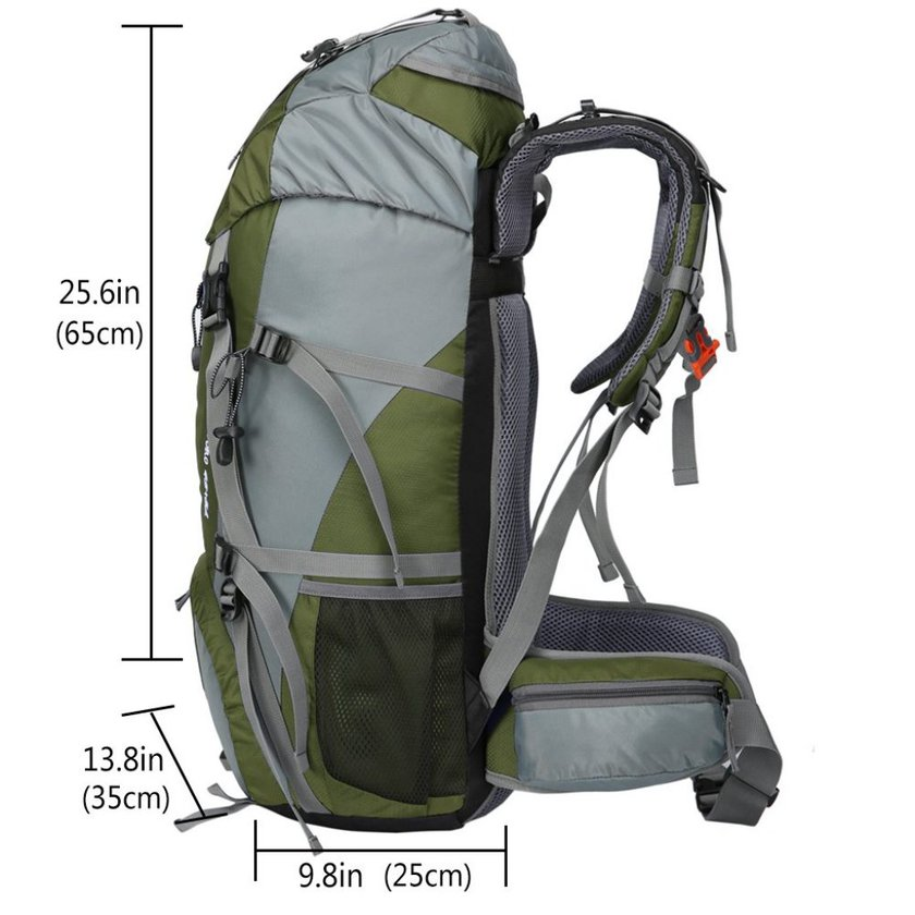 Lowoko hiking backpack - photo 1