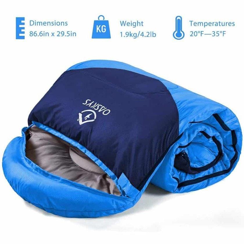 Oaksys camping bag - photo 1