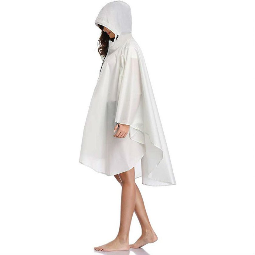 Rain Poncho jacket coat - photo 2