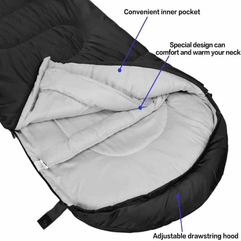 Soulout sleeping bag - photo 3