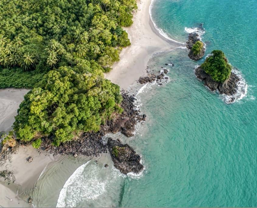 The Gay Beach en Manuel Antonio