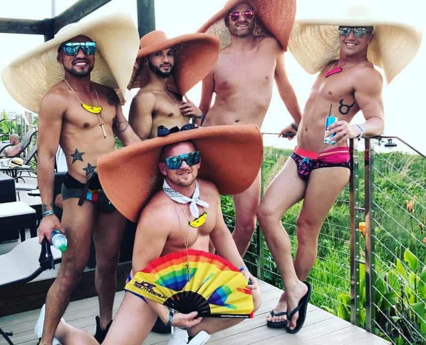 pensacola gay beach pride