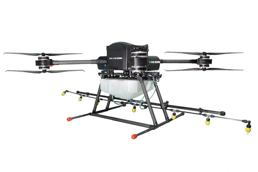 Drone Volt launches new Hercules 20 heavy lift drone