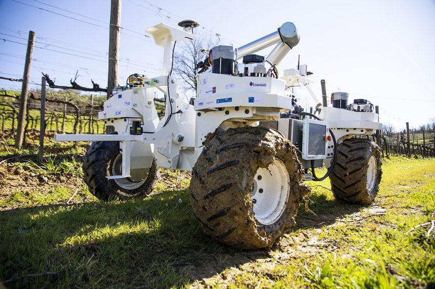 Yanmar develops modular robotic platform for agriculture