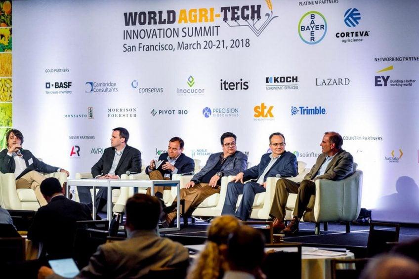 15 start-ups in the spotlight at World Agri-Tech