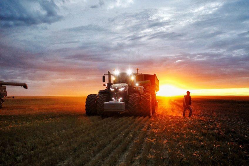 Precision farming on the prairie
