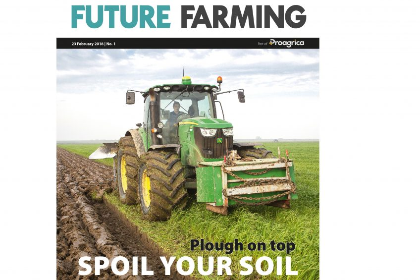 Now live: The 1st edition of Future Farming 2018