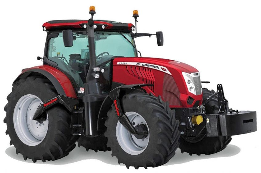 McCormick launches tire pressure system