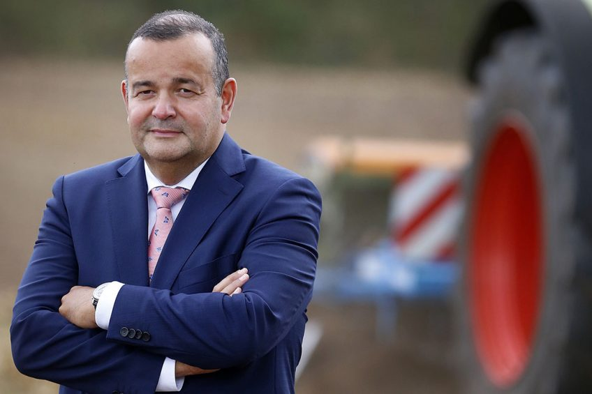Anthony van der Ley (53) worked at Westfalia until 2007. He then worked for Kverneland and Kuhn. Since 2012, he has been CEO of the German machinery manufacturer Lemken. In June of this year, he succeeded Richard Markwell of AGCO as President of CEMA.