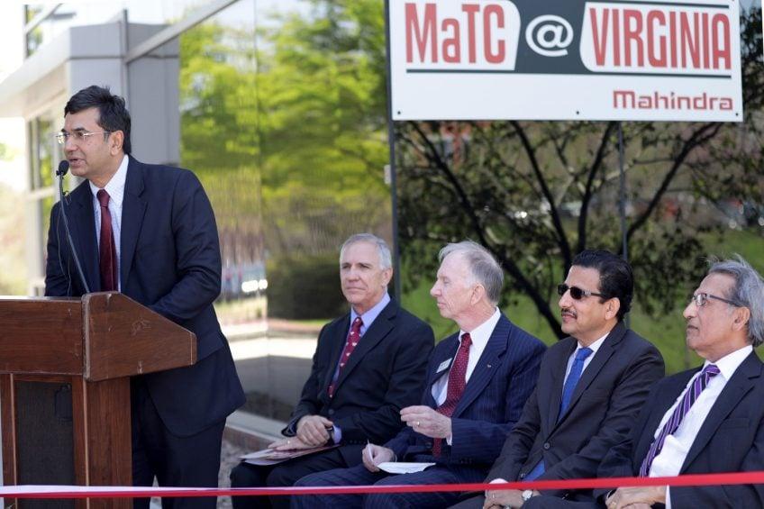 Mahindra to establish Ag Tech Centre at Virginia Tech