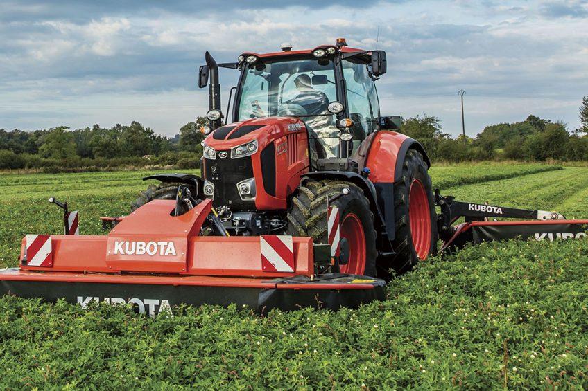 AgJunction sues Kubota over patent infringement