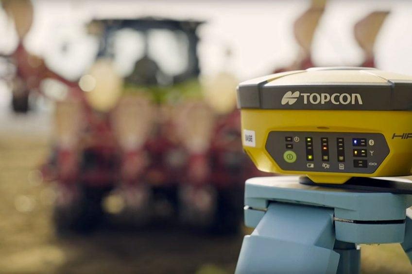 Photo: Topcon Agriculture