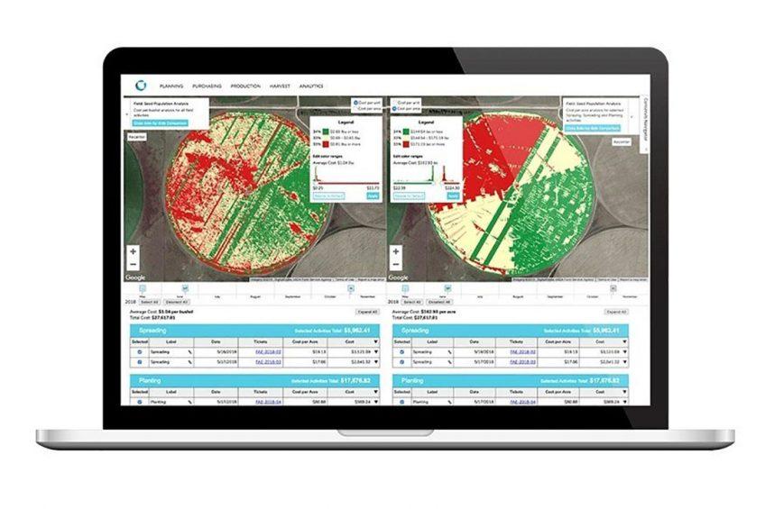 Conservis integrates John Deere and FieldView data