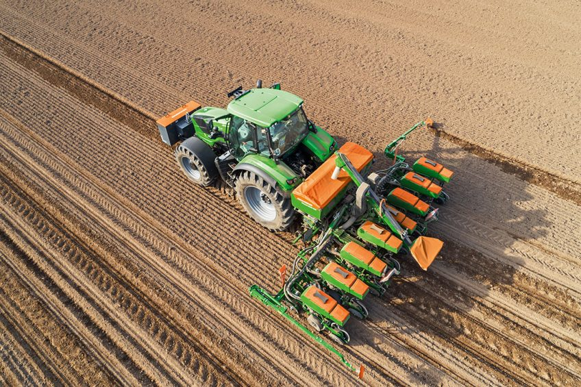 Overview: New seed drills and precision planters