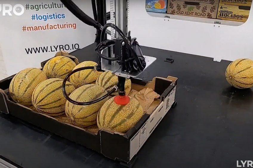 Photo: LYRO Robotics