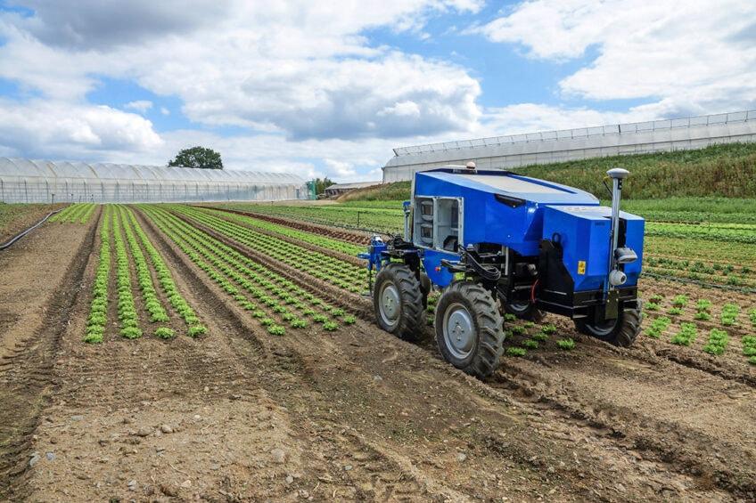 Help complete our robot and autonomous tractor catalogue