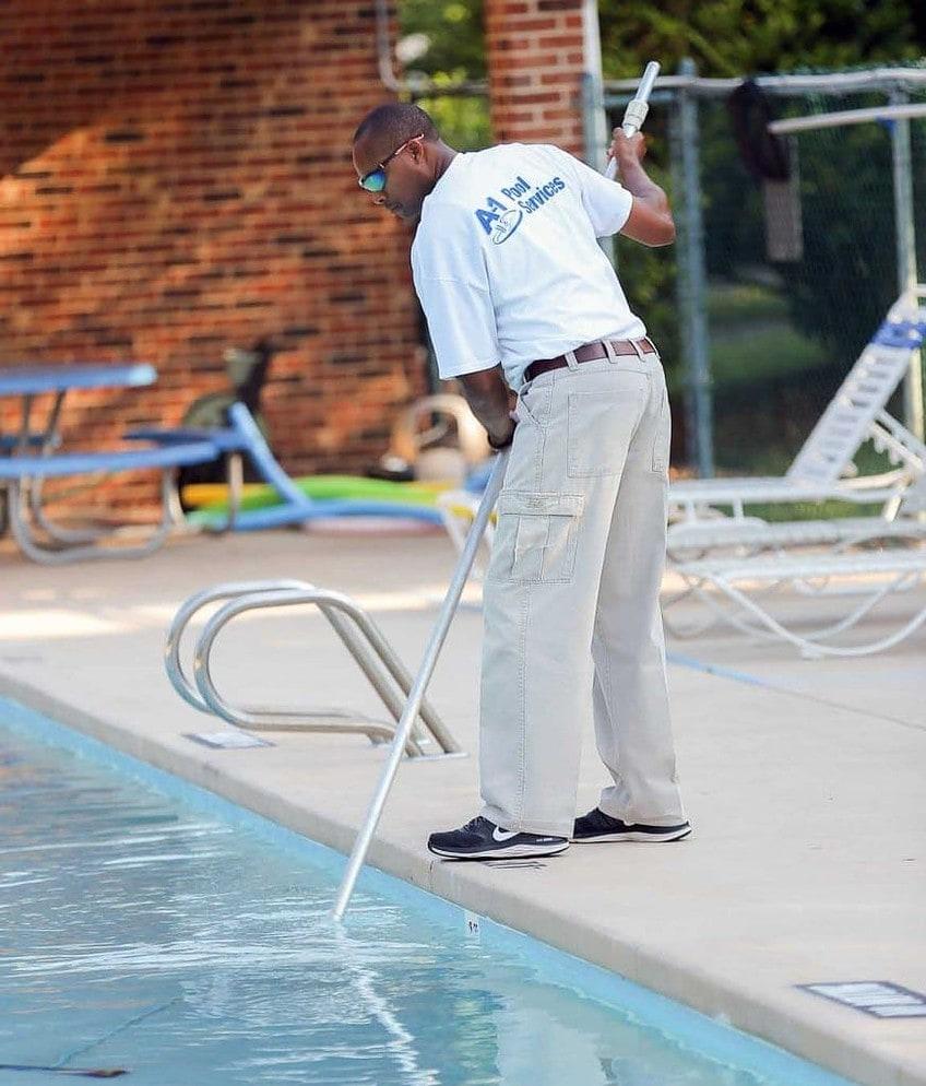 Community Pool Management Services