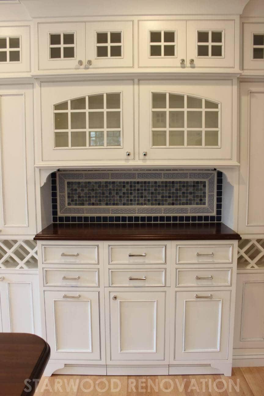 Denver cherry creek colonial kitchen remodel