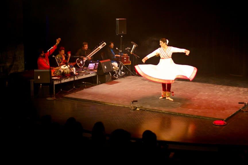 Kathak & Tap Dance - 5