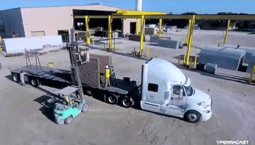 Meet the fastest precast manufacturer & installer in the business.