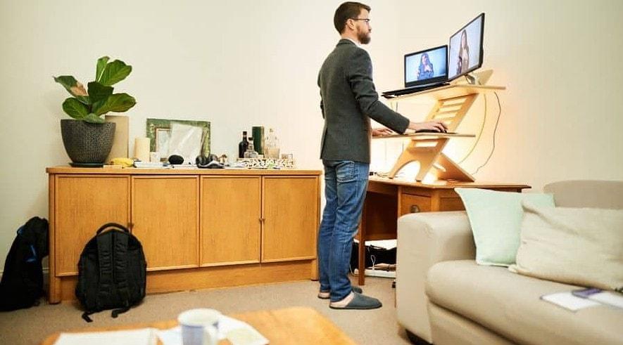 Best Standing Desk with Storage