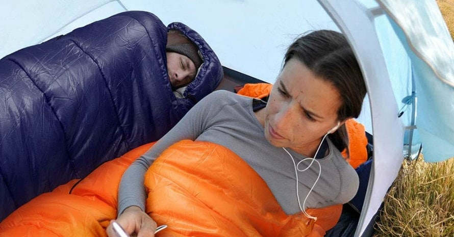 Bessport Mummy Sleeping Bag
