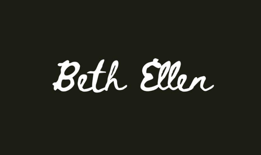 Beth Ellen Font Free Download