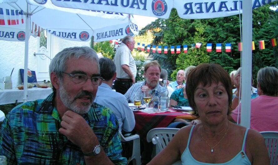 Grillabend zum Französischen Nationalfeiertag