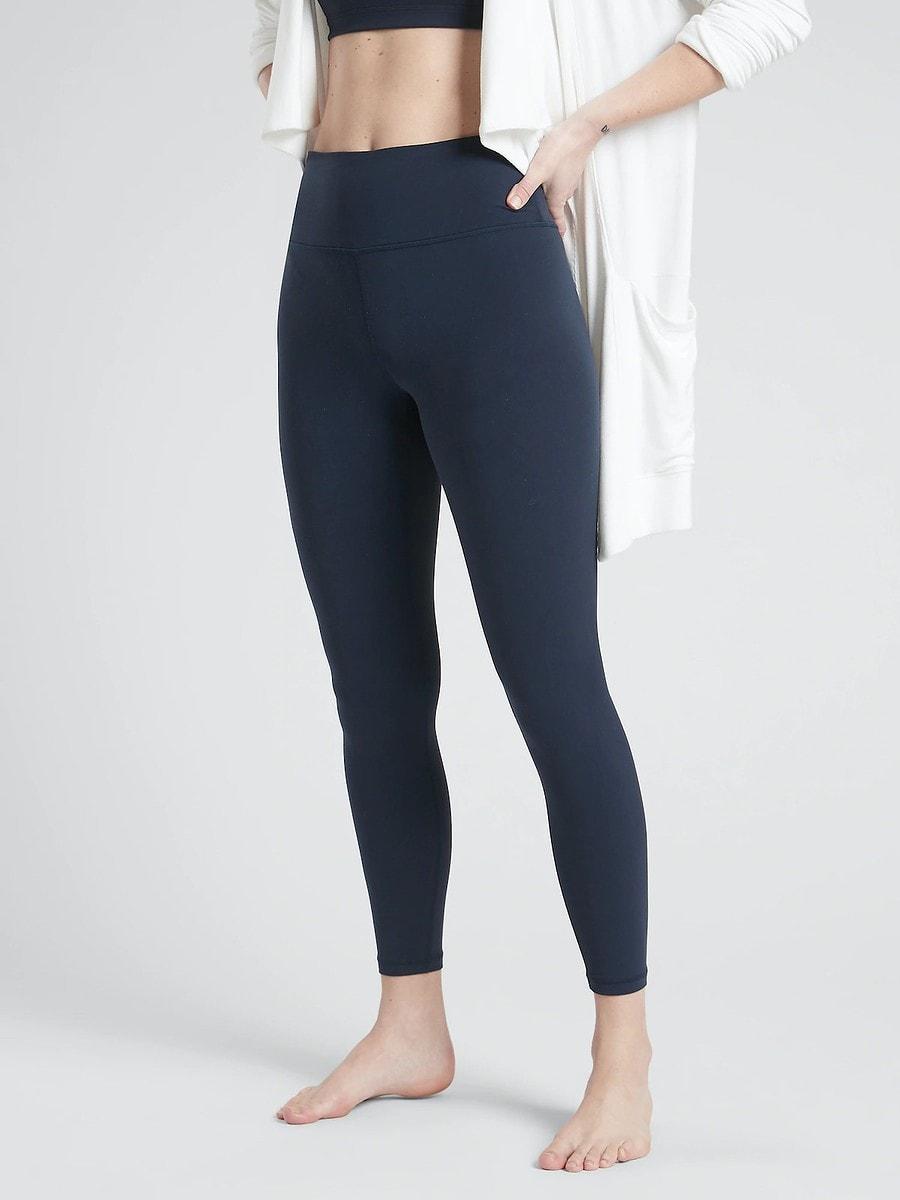 Athleta Elation 7/8 Tight Leggings - Leggings Like Lululemon