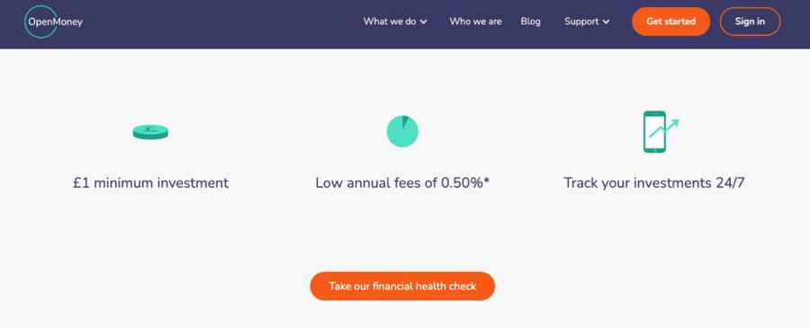 OpenMoney Investment Review