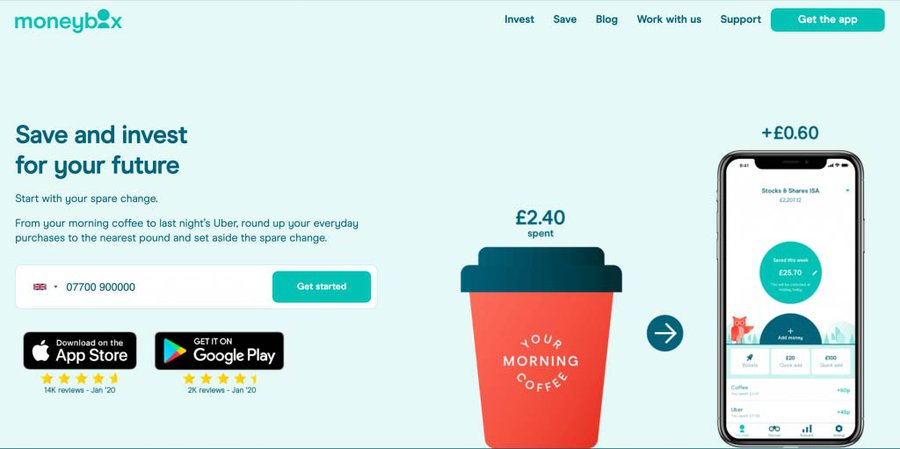 Moneybox Review
