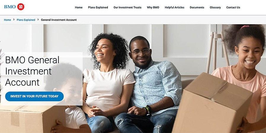BMO Investment Account