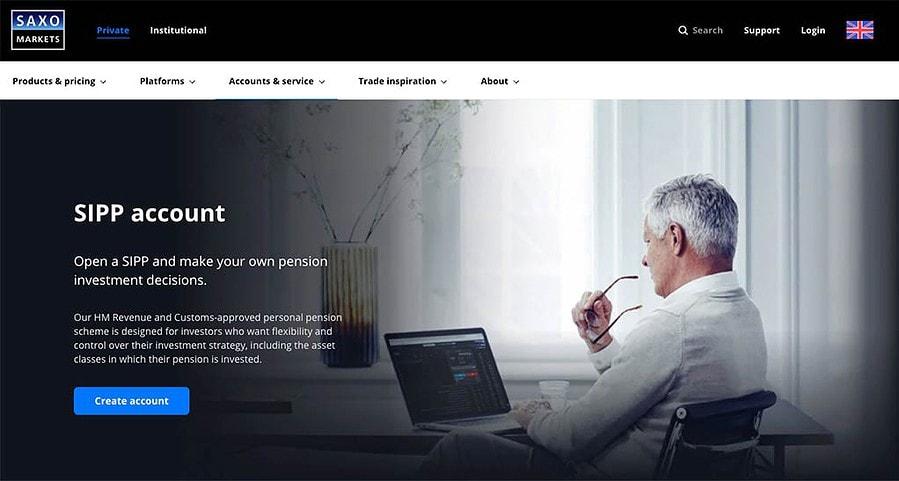 Saxo Markets SIPP Review