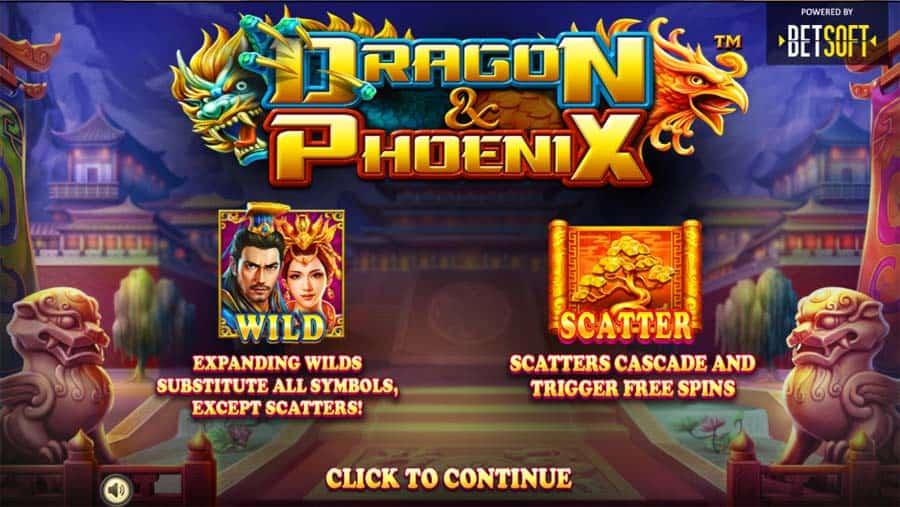 Dragon & Phoenix Pokies