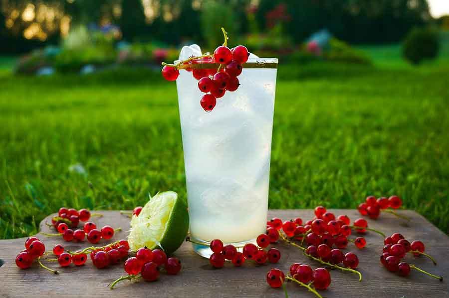 summer cocktail gluten free