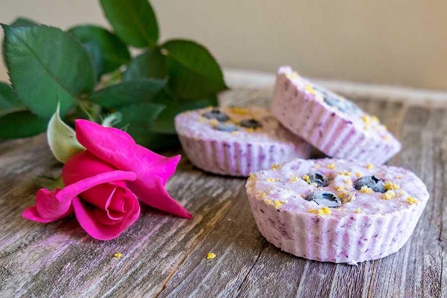 keto,blueberry,cheesecake