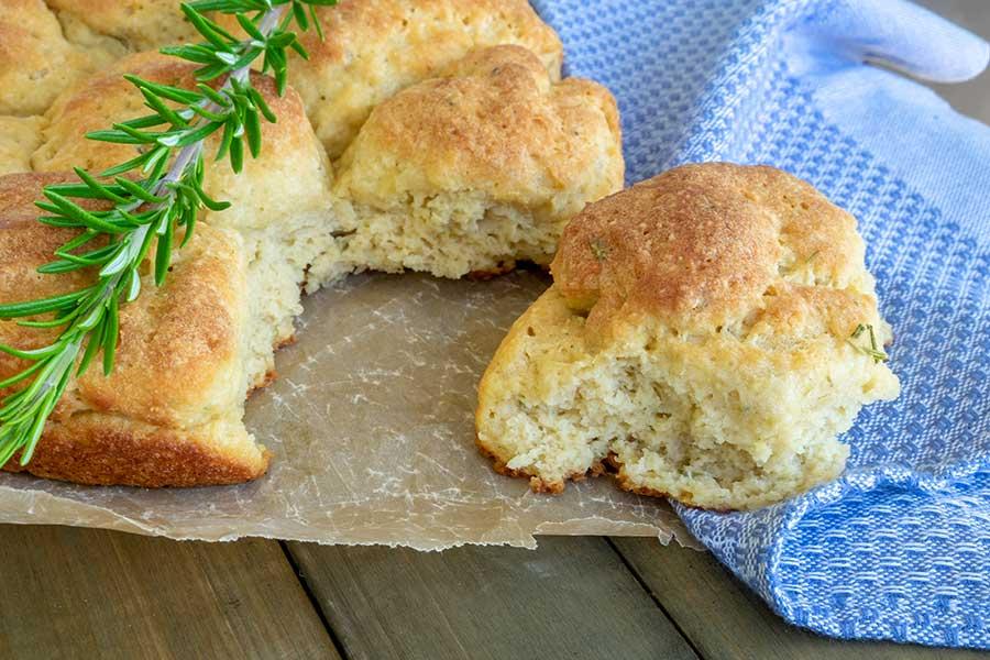 gluten-free soft rolls