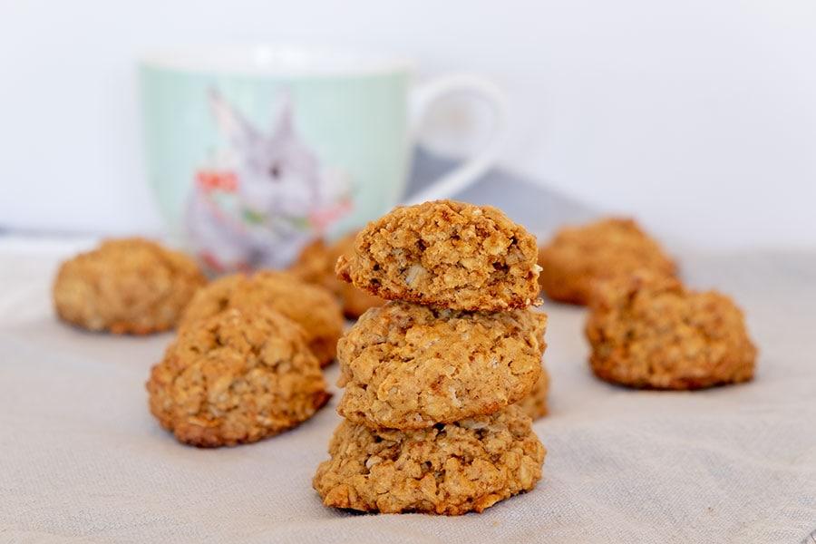 oatmeal cookies, gluten free
